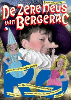 De zere neus van Bergerac Arjan Ederveen Ro Theater