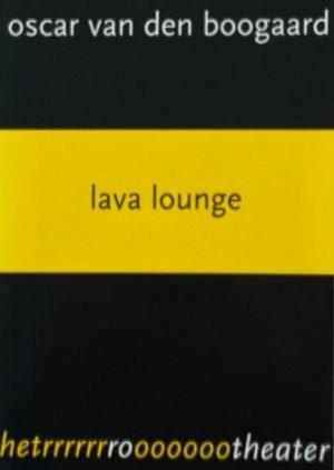 Lava Lounge De nacht van de Bonobo's Oscar van den Boogaard Ro Theater