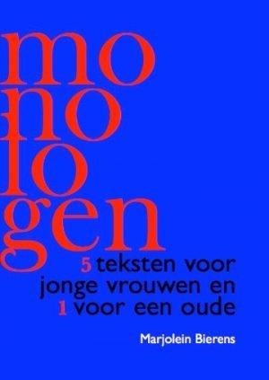 Monologen_Marjolein Bierens