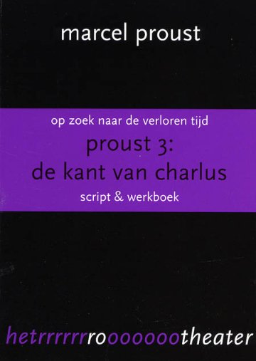 Proust 3 De kant van Charlus Marcel Proust