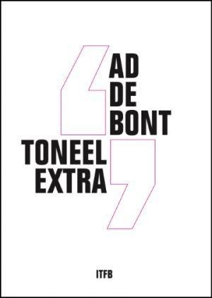 Toneel Extra Ad de Bont