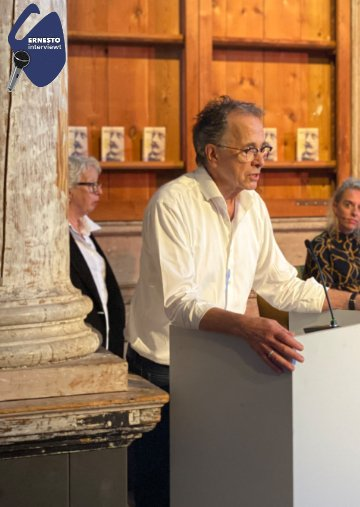 Ernesto Interviewt: Ger Beukenkamp