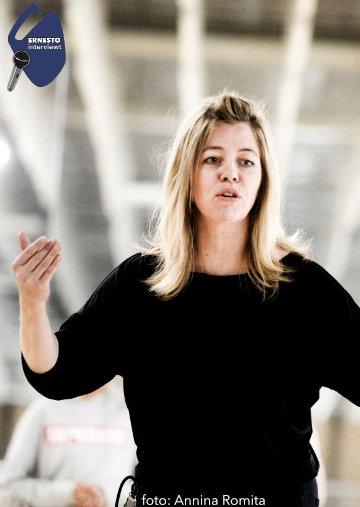 Ernesto interviewt: Karine Roldaan