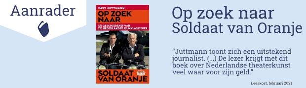 AANRADER Soldaat van Oranje Bart Juttmann