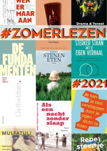 #ZOMERLEZEN: boekentips